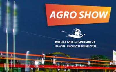 Zapraszamy na AGRO SHOW 2017 – 22-25 września 2017